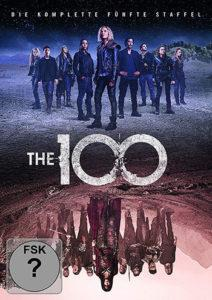 The 100 Staffel 5 DVD Cover