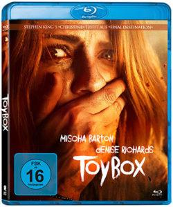 Toybox Blu-ray Cover