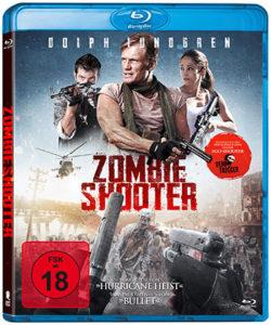 zombie shooter Blu-ray Cover