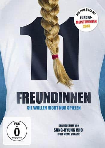 11 Freundinnen DVD Review Cover