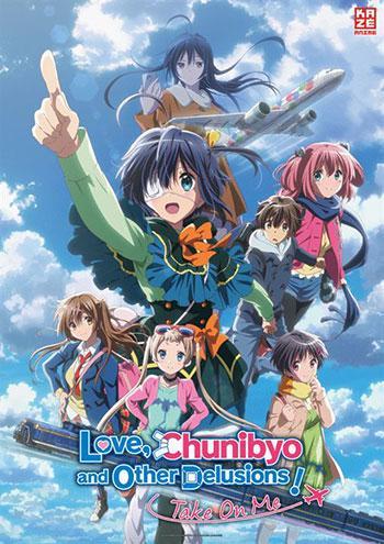 Love, Chunibyo & Other Delusion! – Take On Me Kino Plakat