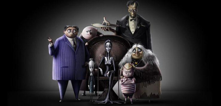 The Addams Family Animationsfilm 2019