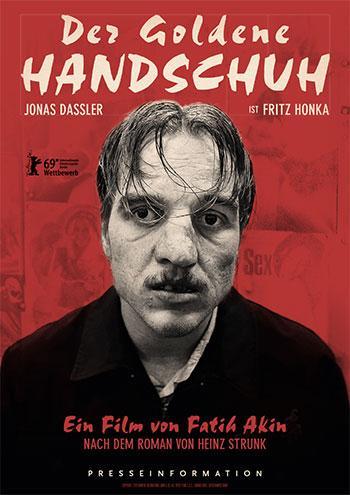 Der goldene Handschuh Kino Plakat