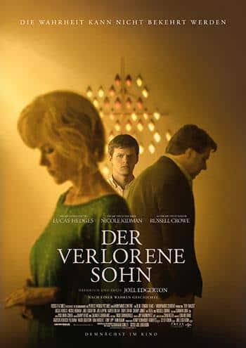 Der verlorene Sohn Kino Plakat