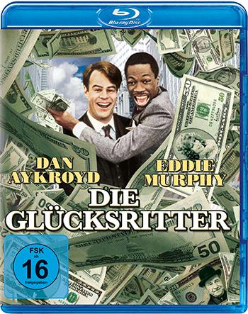 Die Glücksritter Blu-ray Review Cover