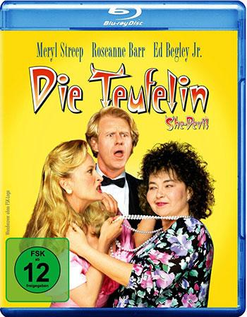 Die Teufelin Blu-ray Review Cover