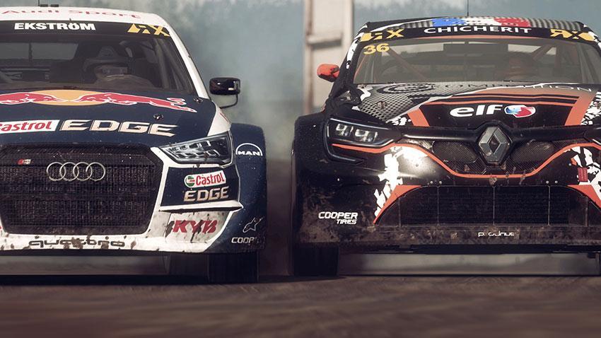 Dirt Rally 2.0 PS4 Review Szenenbild