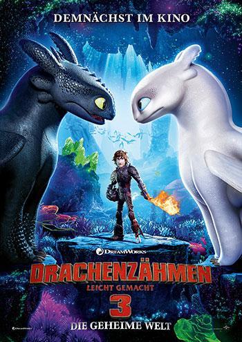 Drachenzaehmen leicht gemacht 3 kino plakat