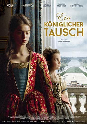 Ein königlicher Tausch kino Plakat