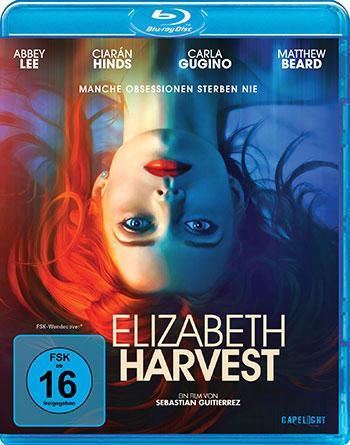 Elizabeth Hervest Blu-ray Review Cover