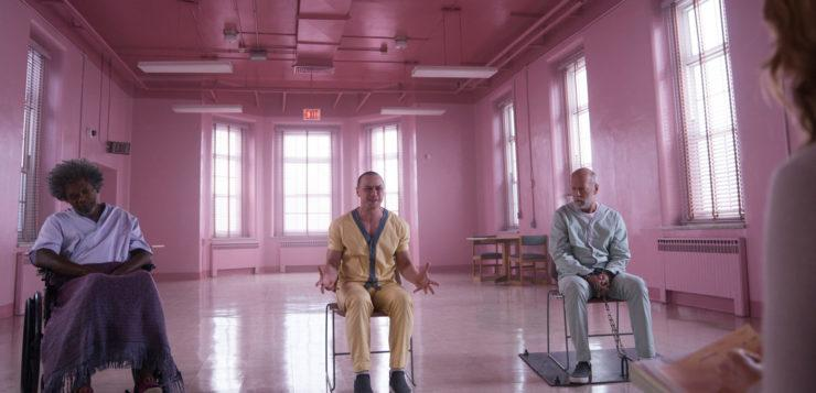 Glass – Kino Review | Walt Disney Pictures – Universal Pictures