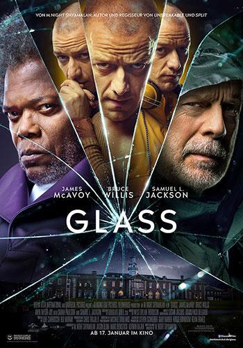 Glass Kino Review Plakat