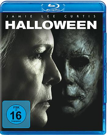 Halloween Blu-ray Review Cover
