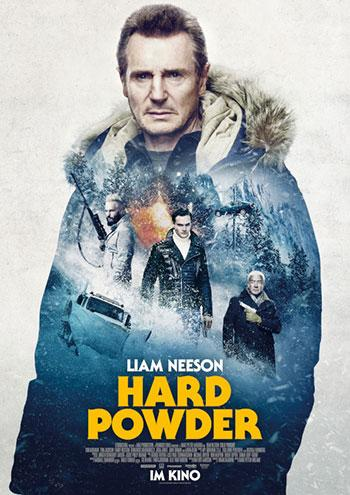 Hard Powder Kino Plakat