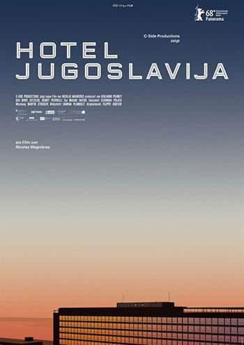 Hotel Jugoslavija Kino Plakat