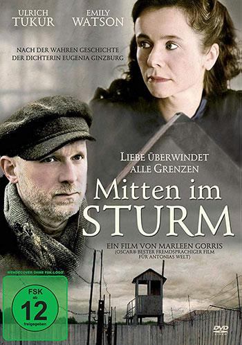 Mitten im Sturm Review Cover