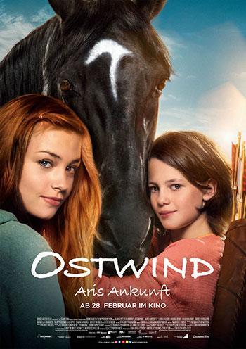 Ostwind 4 - Aris Ankunft Kino Plakat