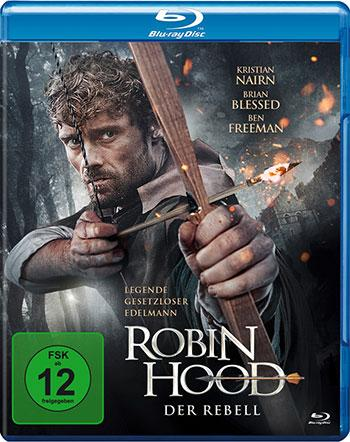Robin Hood Der Rebell Blu-ray Review Cover