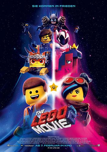 The Lego Movie 2 Kino Plakat
