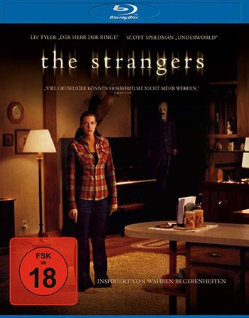 The Strangers Blu-ray Review Cover