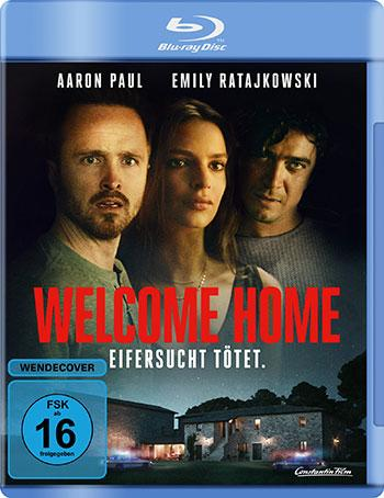welcome home blu-ray review Cover