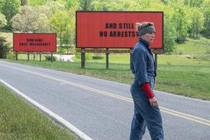 Three Billboards Outside Ebbing Missouri Blu-ray Review Szenenbild