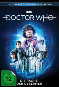 DOCTOR WHO – VIERTER DOKTOR - DIE RACHE DER CYBERMEN News Cover