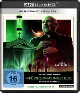 Die Fürsten der Dunkelheit 4K UHD Review Cover