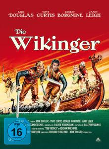 Die Wikinger Mediabook Blu-ray Review Cover