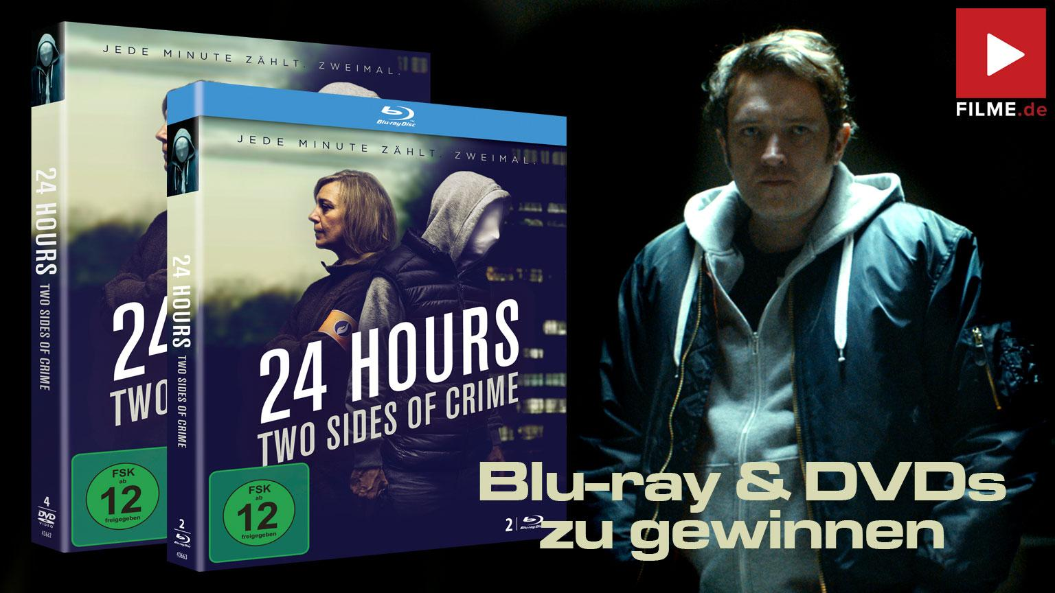 24 Hours - Two Sides of Crime Staffel 2 Gewinnspiel Artikelbild