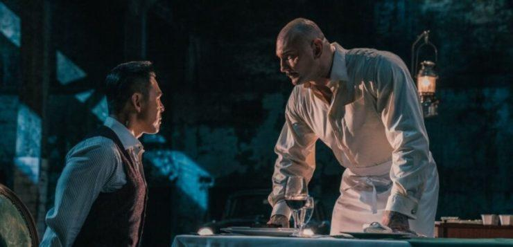 Master Z Ip Man Legacy Film 2019