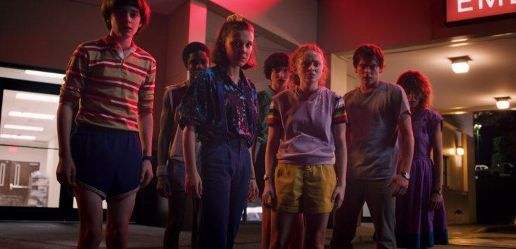 Szenenbild Stranger Things: Staffel 3