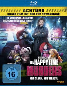 The Happytime Murders Review Cover