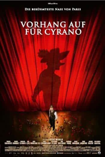 Vorhang auf für Cyrano Kino Plakat