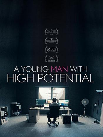 A Young Man with High Potential Kino Plakat