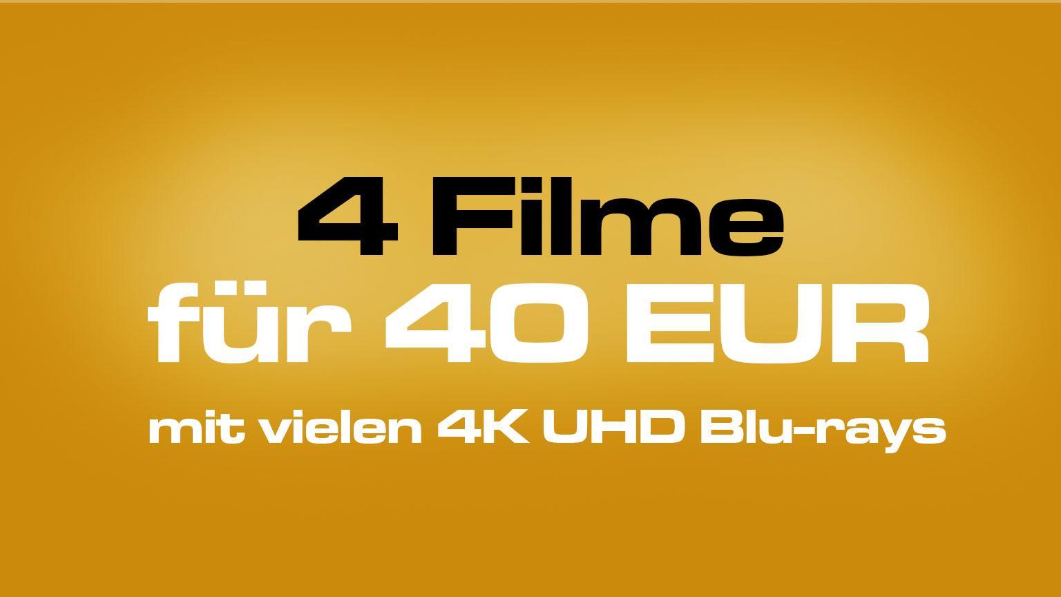 Deal Amazon.it 4 Filme für 40 EUR März 2019 Artikelbild