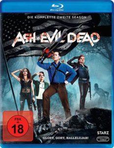 Ash vs Evil Dead Staffel 2 Blu-ray Review cover