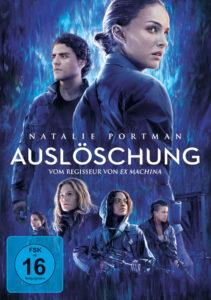 Ausloeschung Review Cover