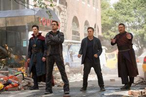Avengers Infinity War Blu-ray Review Szenenbild