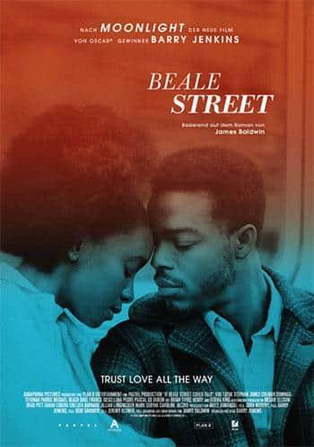 Beale Street Kino Plakat