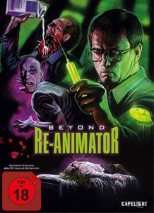 Beyond Reanimator Blu-ray Review Cover