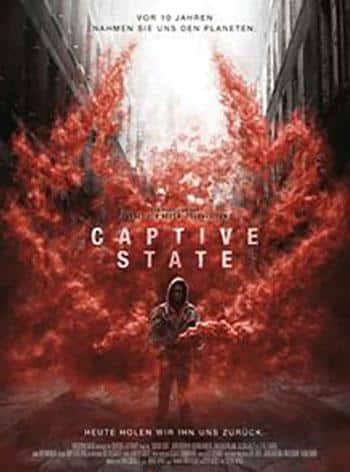 Captive State Kino Plakat