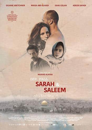 Der Fall Sarah & Saleem Kino Plakat