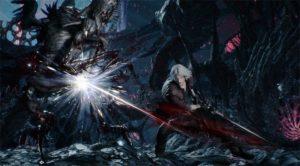Devil May Cry 5 PS4 Review Szenenbild
