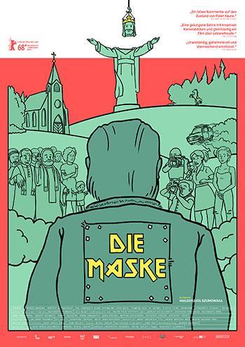Die Maske Kino Plakat