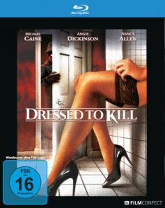 Dressed to Kill Review Cover