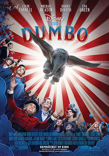 Dumbo Kino Plakat