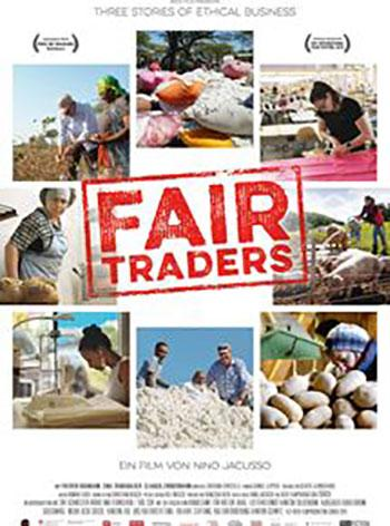 Fair Traders Kino Plakat