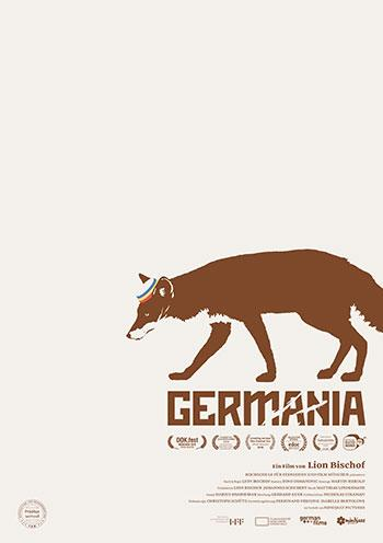 Germania Kino Plakat