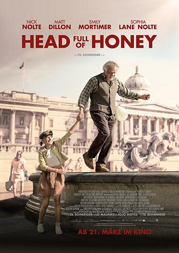 Head Full of Honey Kino Plakat